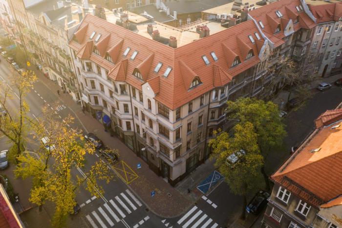 Aparthotel Hornigold W Zielonej Kamienicy