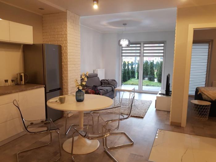 Apartament SILVER GARDEN