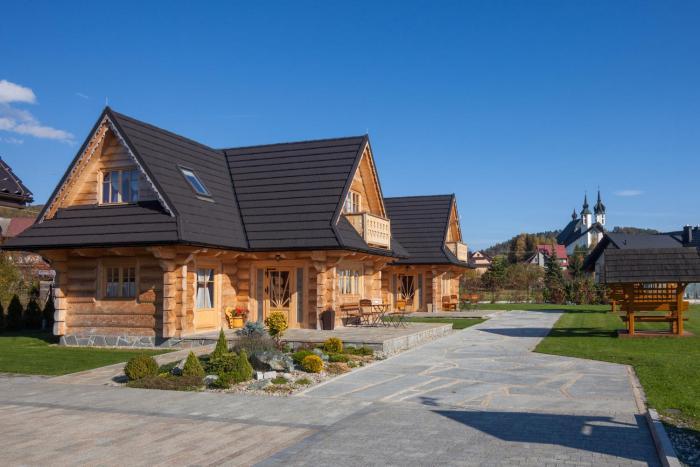 Całoroczne Domki Góralskie KluszkowceCzorsztyn