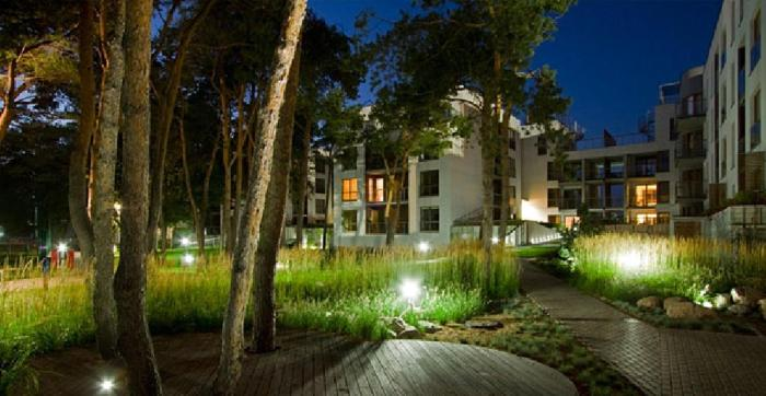Apartments Apartinfo Nadmorski Dwór