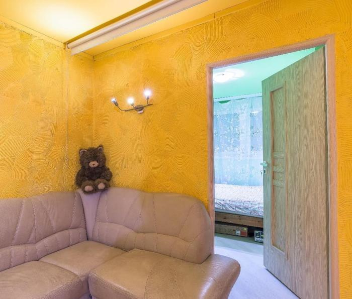 Half of cosy flat 500 m from Wroclaw Market Square 45m2