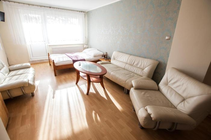 Apartamenty Małgorzata