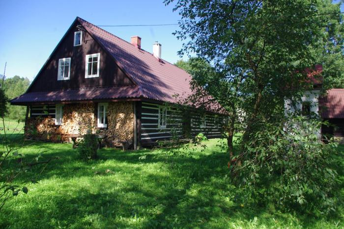 Dom w Beskidzie