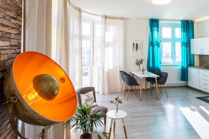 Modern apartment Brno