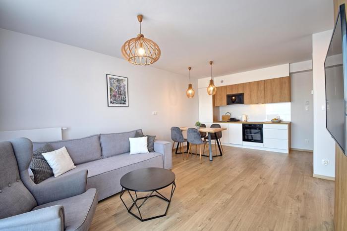 Apartament 813 w Baltin Blu