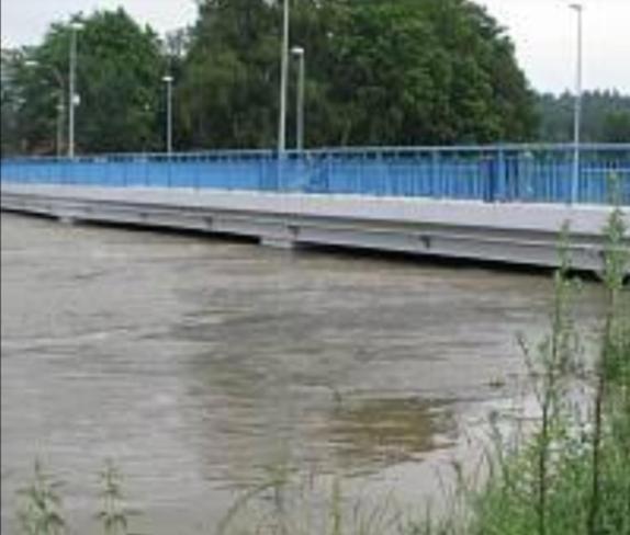 Kemp pod Mostem luxus