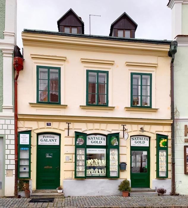 Apartman Natalya Gold Cesky Krumlov