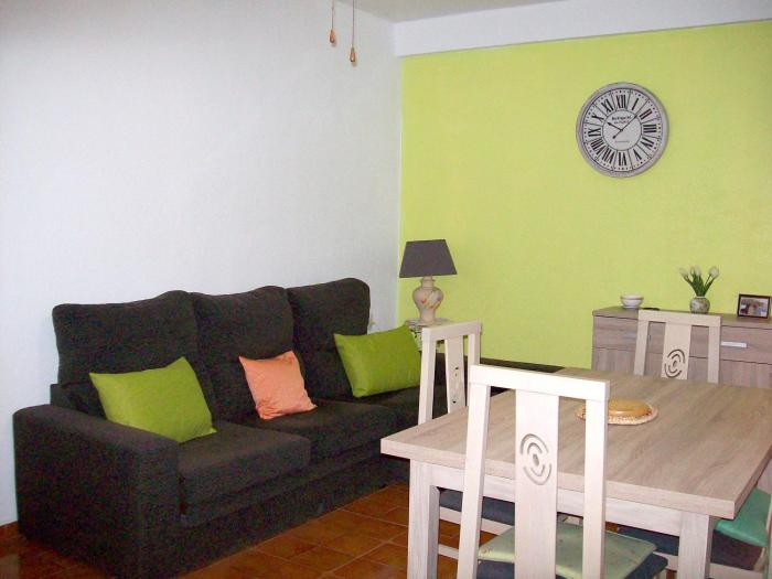 Apartment with 3 bedrooms in Almería with wonderful city view and WiFi 200 m from the beach