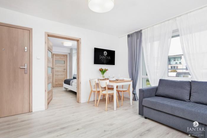 Jantar Apartamenty Willa Jałowcowa