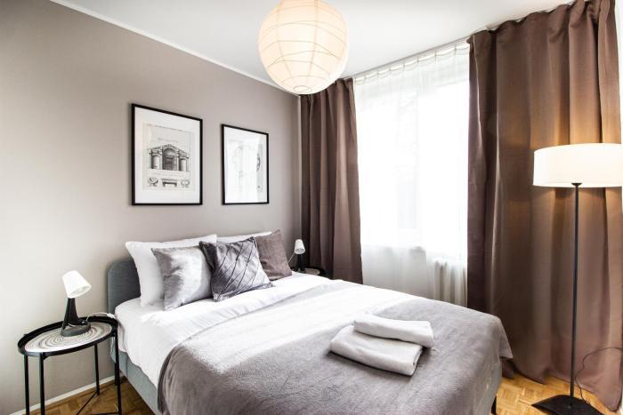 Saska Kępa Velvet Apartment