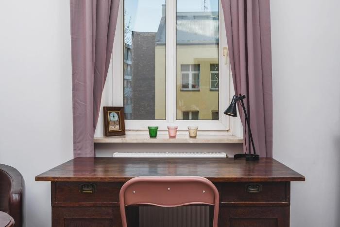 Bright and Calm Classic Wawel Castle Apartment