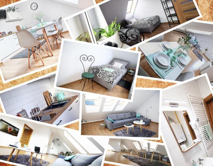 Apartament Miętowy