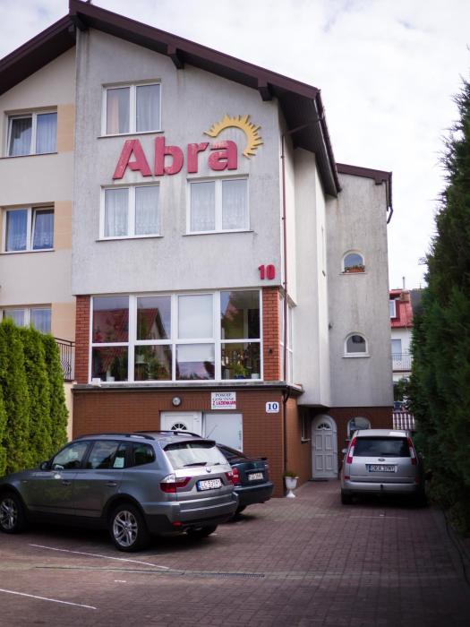Dom Gościnny Abra w Kołobrzegu