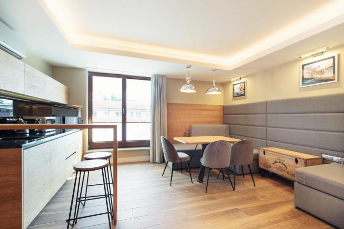 Superior apartment in a luxury closed estate