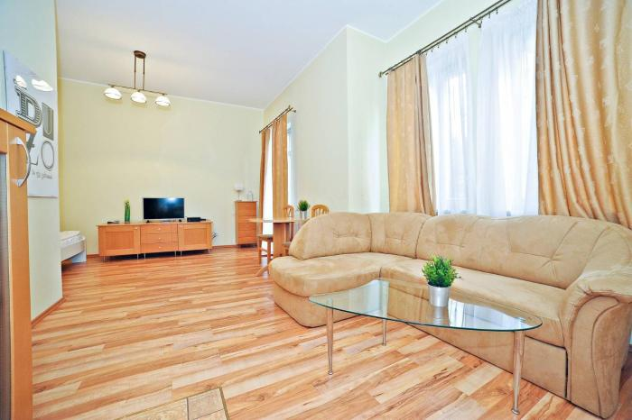 Studio apartment with balcony at Monte Cassino