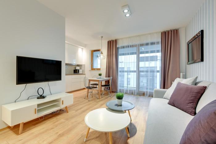 Wave Apartments Zajezdnia Wrzeszcz