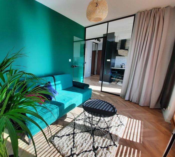 Trident Apartment I