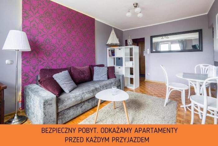 Apartament Juliette Górny Sopot