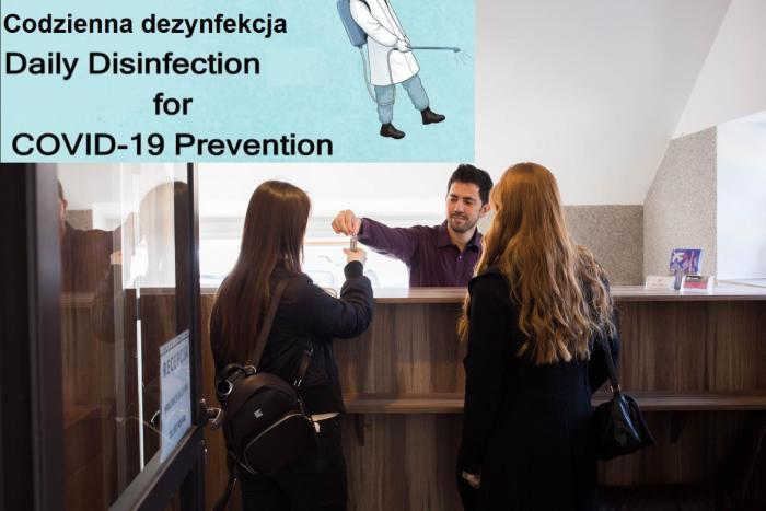 Hotelik Okęcie 39 free transfer to airport