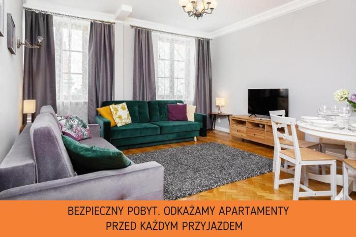 Apartaments Warsaw Jezuicka by Renters