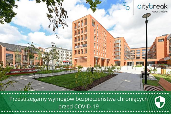 City Break Gdańsk Rajska 8