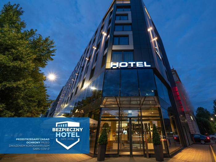 Q Hotel Plus Wrocław