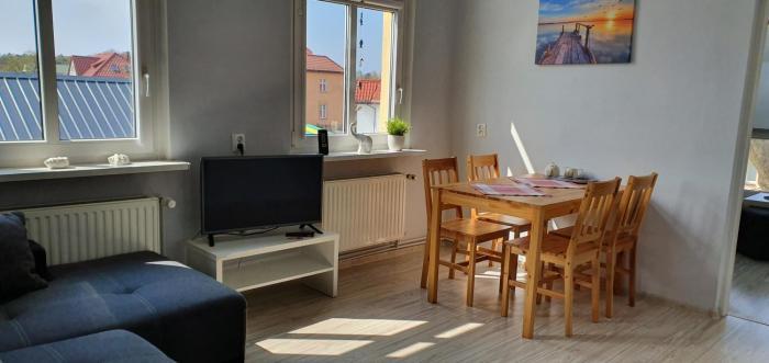 Apartament i Pokoje Gościnne MUSZELKA