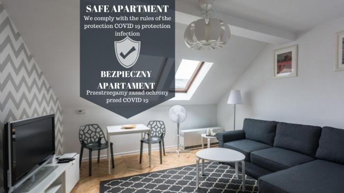 Apartment Nearto Old Town Warszauera street