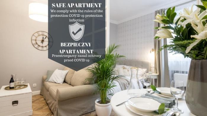 Apartment Nearto Old Town Kraszewskiego street