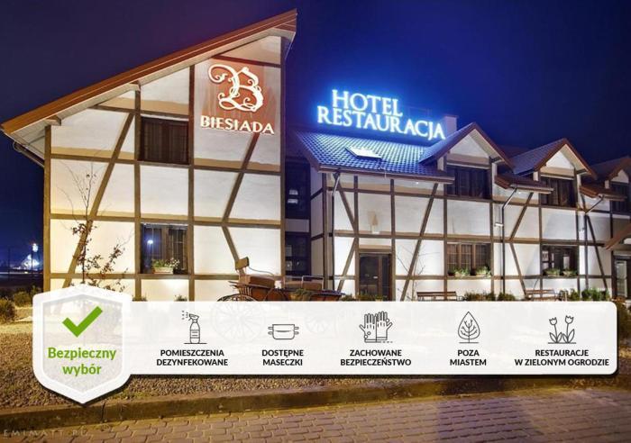 Hotel Biesiada