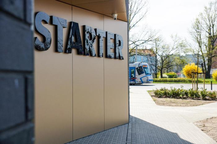 Starter III