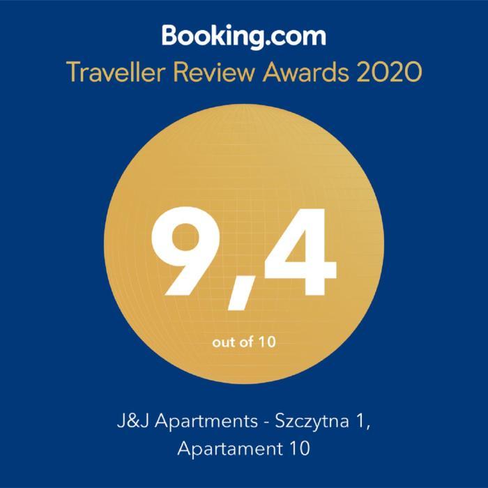 JJ Apartments Szczytna 1 Apartament 10