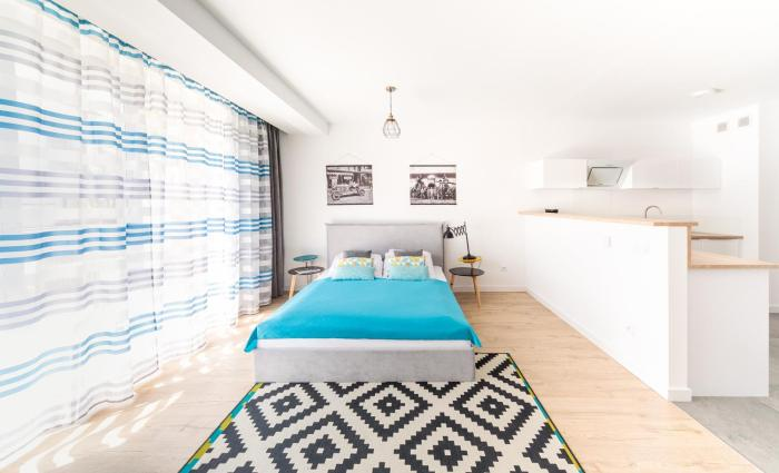 Raval Apartments Light Blue