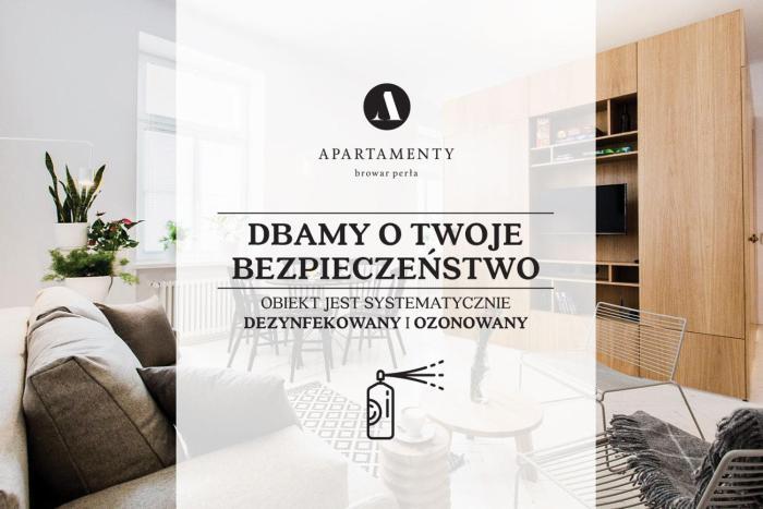 Apartamenty Browar Perła Perła Brewery Apartments