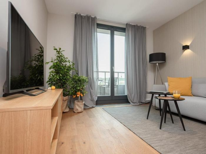 Stylish Apartment Luminis in Krakows Kazimierz
