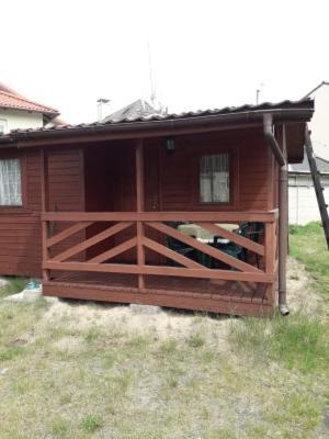 Domki w Międzywodziu
