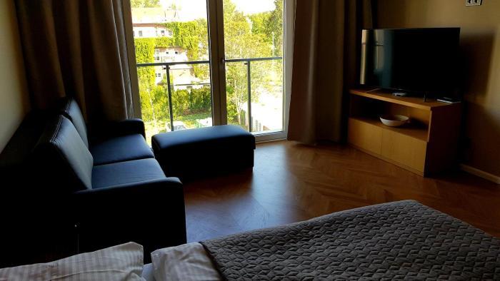 Apartament Wrocław Marina nad Odrą 29