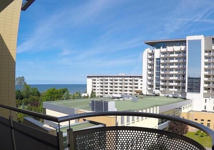 ARKA Apartament 503 z widokiem na morze