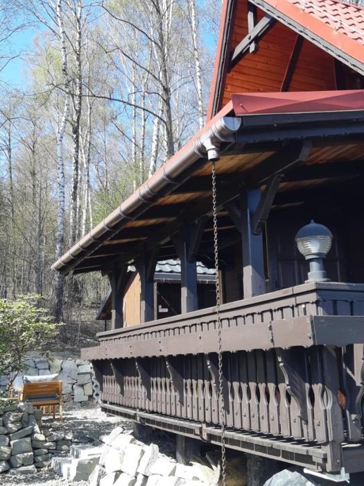 Bystra Chata w Beskidach