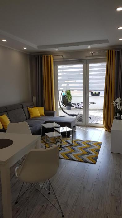 Apartament Miodowy Dom Kołobrzeg