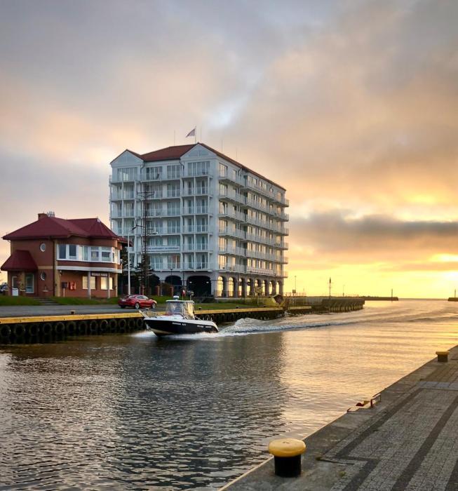 Apartamenty w Marina Royale