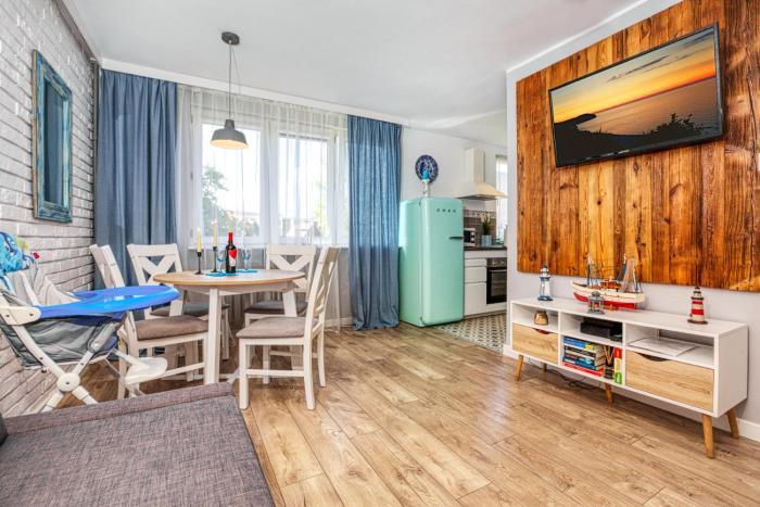 Apartament Sun Escobar Władysławowo