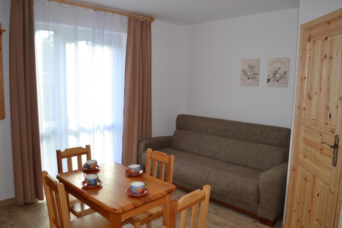 Apartamenty Pokoje Muszelka