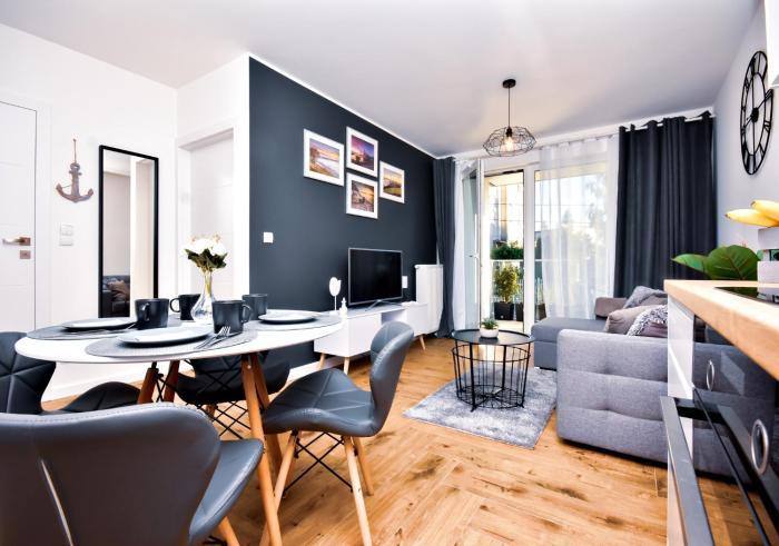 Anchor Apartment Gdynia