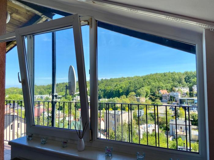 Apartament 80m2 widok na morze