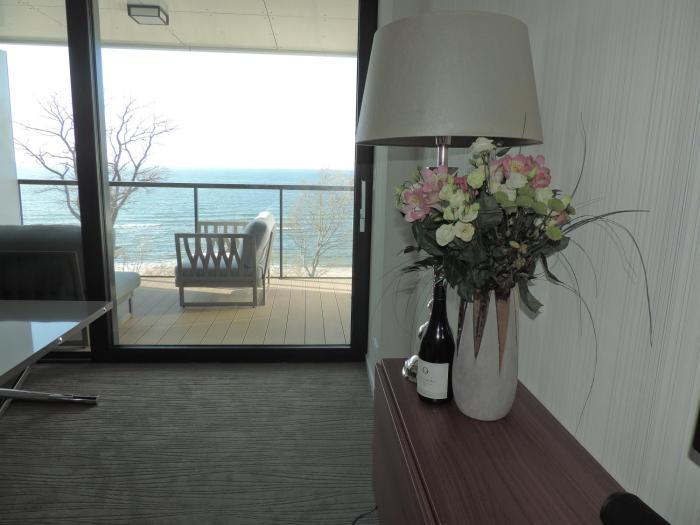 Apartament 514 Seaside z widokiem na morze