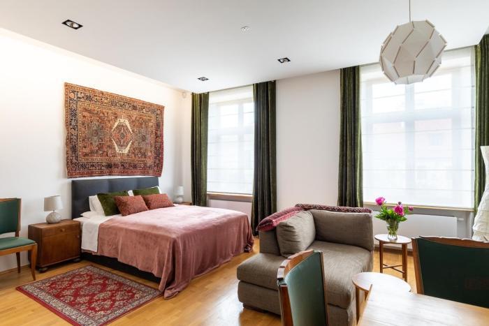 Pałac Zieleniewskich Apartamenty św Marka 31