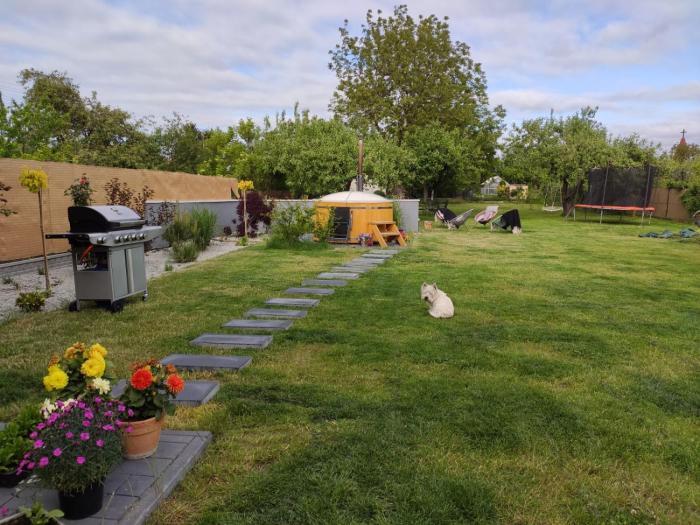 Willa Wanda duży ogród z hottube