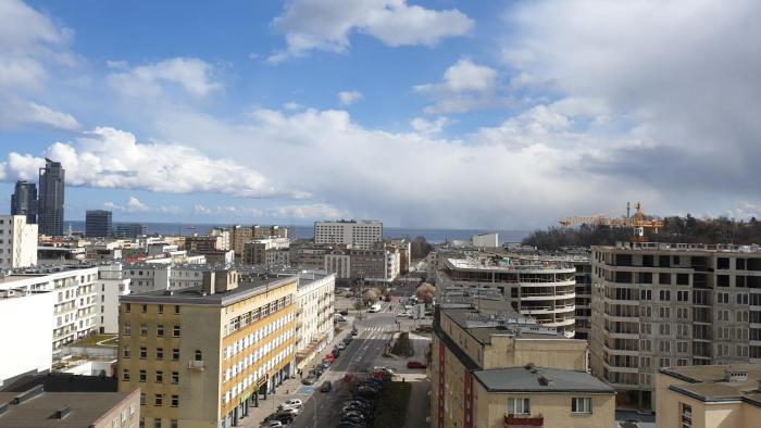Apartament Gdynia 10 piętro