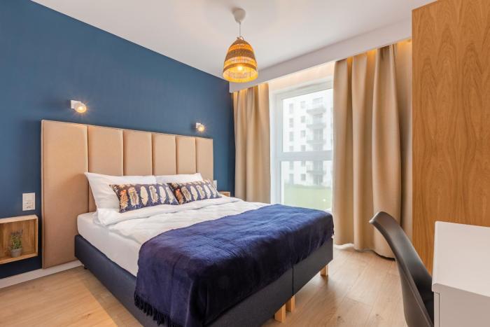 Apartament Blue Door Marina Gdańsk